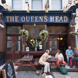 umbrella-brewing-ginger-beer-stockists-the-queens-head