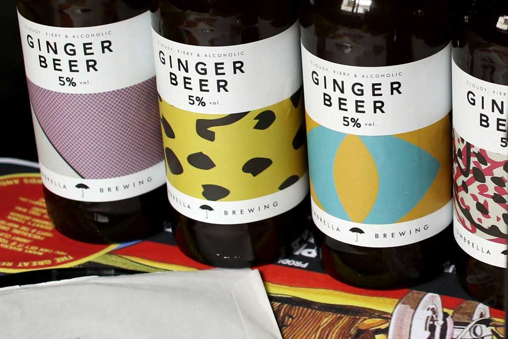 umbrella-brewing-alcoholic-ginger-beer-too-bad-label