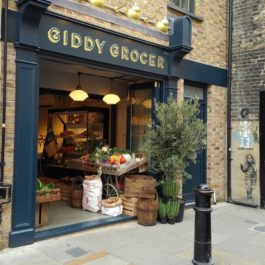 Giddy Grocer