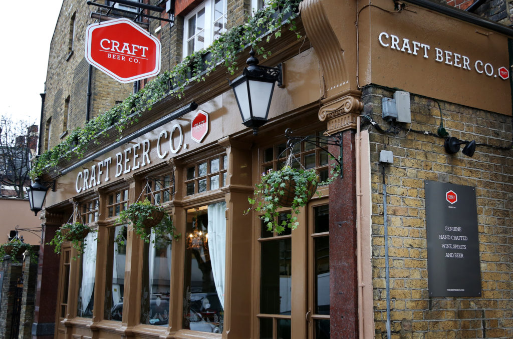 The Craft Beer Co Islington London